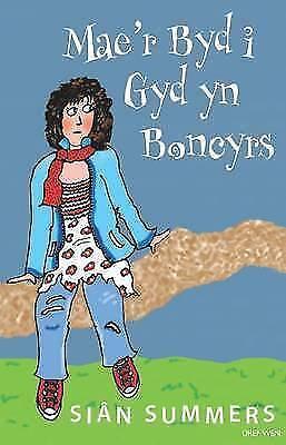 (Good)-Mae'r Byd i Gyd yn Boncyrs (Paperback)-Summers, Sian-1855967871