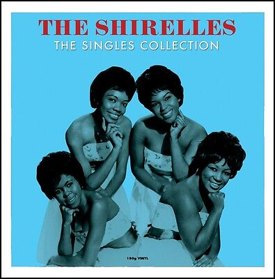 The Shirelles SINGLES COLLECTION 180g BEST OF 16 SONGS Essential NEW VINYL LP