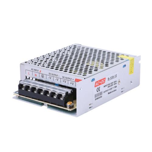 Universal 24V 1//2//3//5//10//15//20A Schaltnetzteil Treiber für LED Streifen JQ