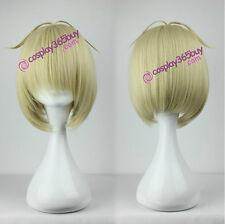 Ao no Exorcist Shiemi Moriyama cosplay wig short wig