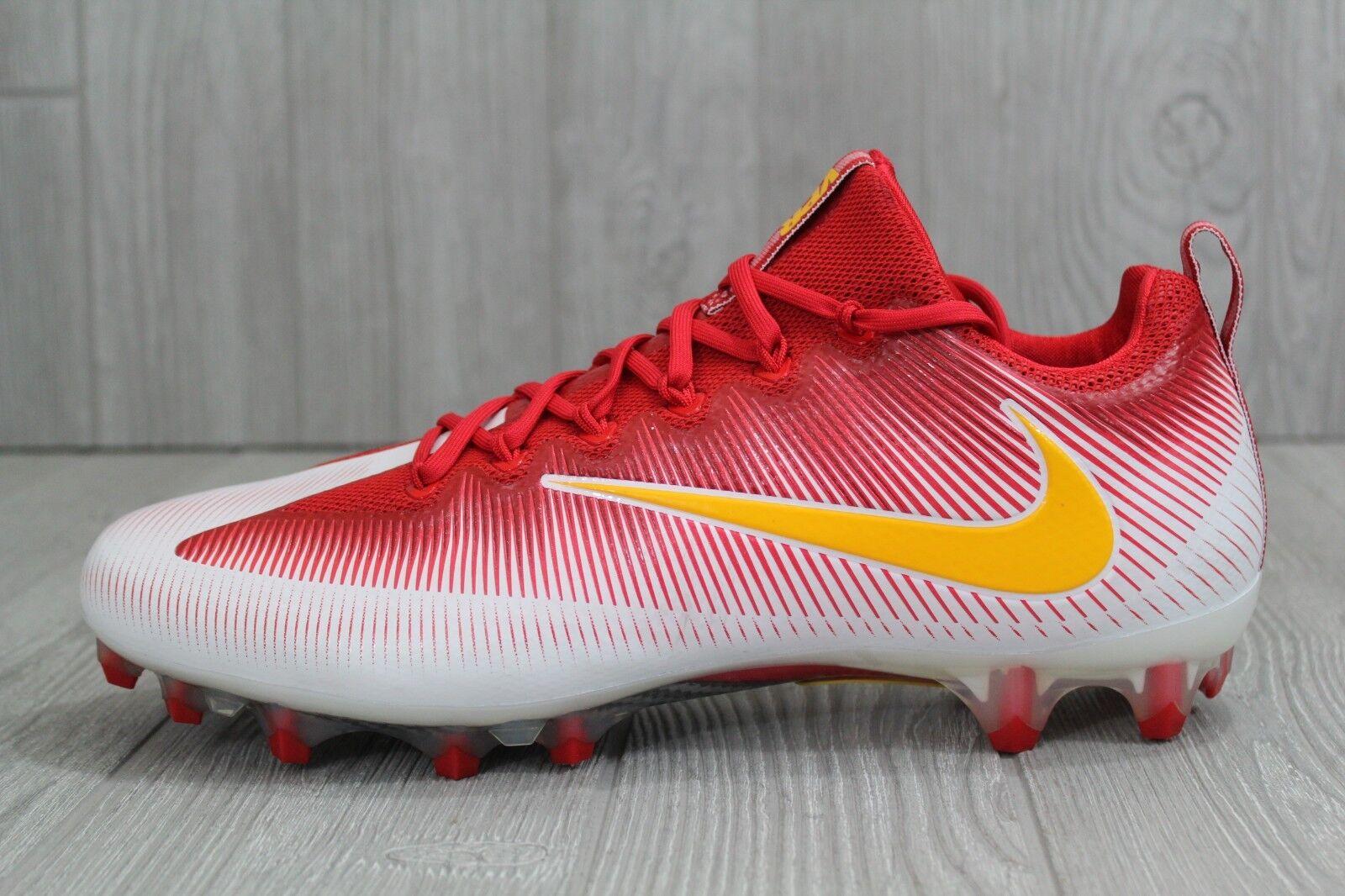 32 nike vapore intoccabile pro mens football scarpette rosso giallo 13,5 925423-116 | Più economico  | Sig/Sig Ra Scarpa
