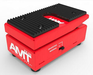 AMT-Electronics-EX-50-Mini-Expression-Guitar-Pedal-Effects-Pedal-FX