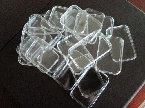 20 X 1oz Silver Bar Holder Air-Tite Capsules