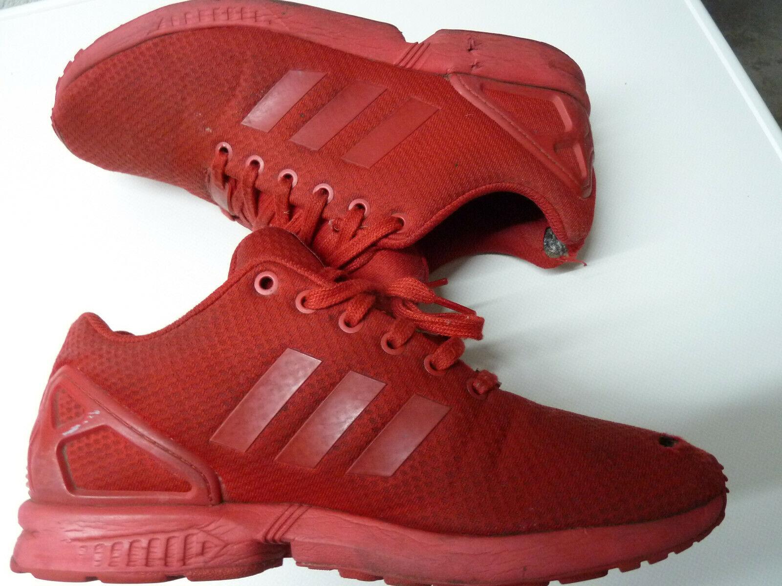 Adidas ZX Flux Torsion Size 43,5 US 9,5 27,5 CM ITEM   S78344 Red