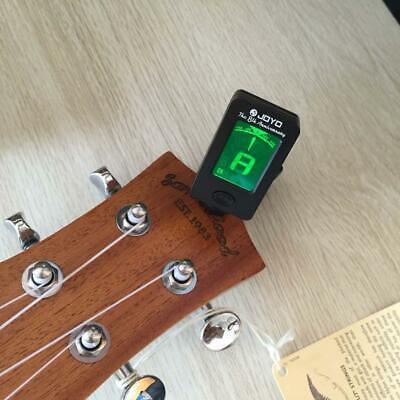 Uke Clamp-on Strings Electronic Tuner for Violin Bass Chromatic LT-21 Guitar