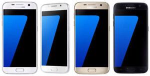 Unlocked-Smartphone-Verizon-Samsung-Galaxy-S7-G930V-32GB-4G-White-Black-Gold