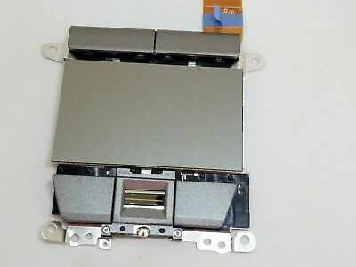 Genuine Dell Latitude E6400 Touchpad Mouse Buttons w// Cable P//N PK37B003C00