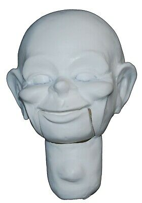 Professional Cast Head 3T  Size Ventriloquist Figure Dummy SB1