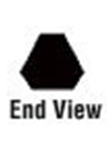 """Guardar Edge 7 /""""threesquare Chisel Bits Cuadrado Cincel Chainsaw archivo 638-2080s"""