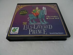 Audio-Book-The-Lily-Livered-Prince-Christopher-William-Hill-5CD-Set