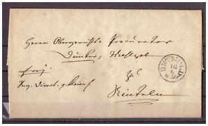 Thurn-und-Taxis-Vorphilatelie-2-seitiger-Brief-K-1-Detmold-nach-Rinteln-1850