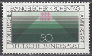 Deutschland-Germany-Nr-1098-Deutscher-Evangelischer-Kirchentag