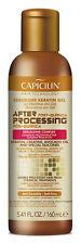 Capicilin Pos-Quimica Brazilian Rebuilder Keratin Gel, Damaged Hair, 5.41 fl oz
