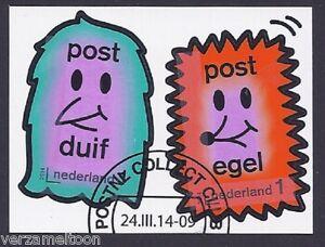 NVPH-3169-3170-DAG-VAN-DE-JEUGDFILATELIE-IN-NEDERLAND-2014-paar-gestempeld