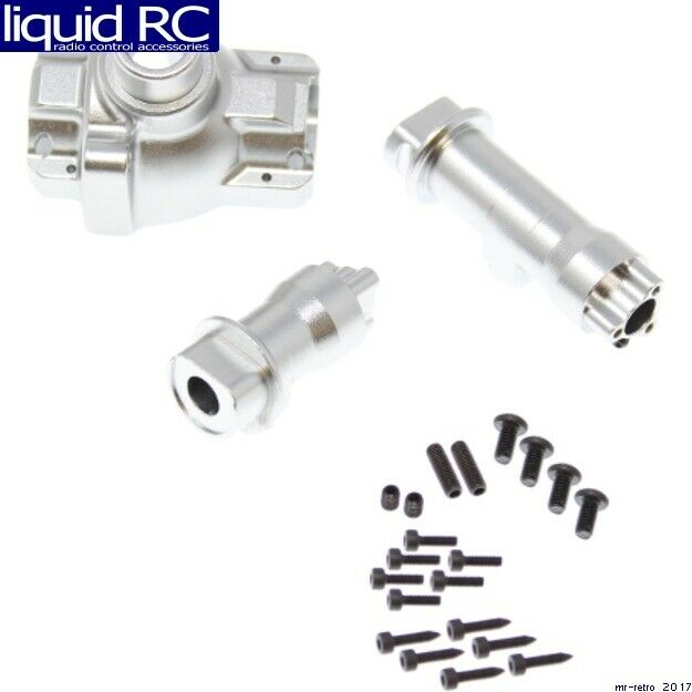 rojocat Racing 11405 Carcasa de Aluminio Portal Centro Caja de cambios