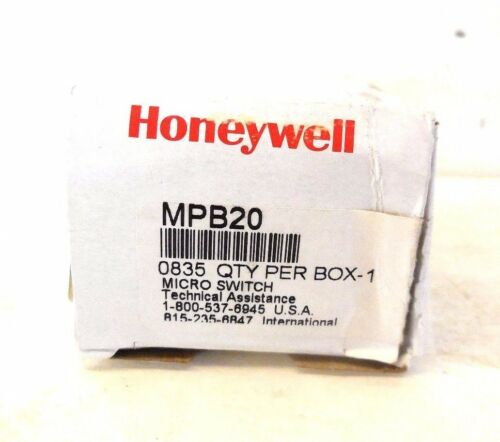 NEW HONEYWELL MPB20 RECEPTACLE