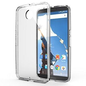 Sonivo-Flex-Guard-Case-for-Nexus-6-Clear