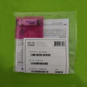 New-Cisco-SFP-10G-SR-10-Gigabit-Multimode-Optical-Module-OEM