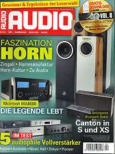 Audio 04/2016!Ungelesen!!Top Zustand!