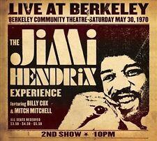 Live at Berkeley [LP] by Jimi Hendrix/The Jimi Hendrix Experience (Vinyl,...