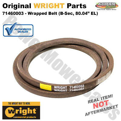 USA MADE WRIGHT or STANDER 71460003 Replacement Belt