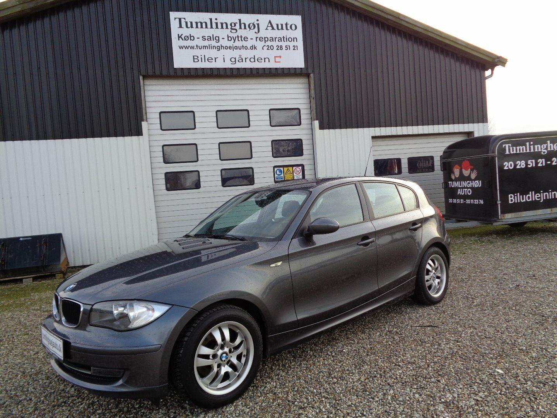 BMW 120i 2,0 Advantage 5d