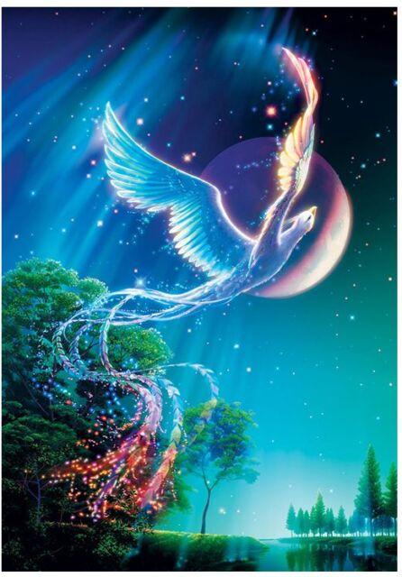 "Jigsaw Puzzles[Glow] 1000 Pieces ""Phoenix"" / J.Kagaya"