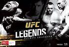 UFC Legends (DVD, 2016, 18-Disc Set)