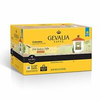 Gevalia Kaffe Colombia Coffee 84 K-cups Keurig