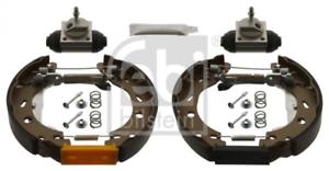 Bremsbackensatz für Bremsanlage Hinterachse FEBI BILSTEIN 38619
