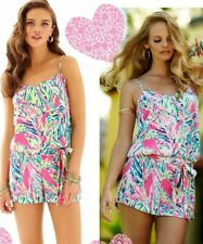 CLEARANCE !!LILLY PULITZER DEANNA TANK TOP ROMPER 2XS-XL