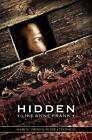 Hidden Like Anne Frank by Marcel Prins and Peter Henk Steenhuis (2014, Hardcover)