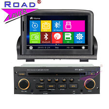 Car Media Center DVD Auto Player Video For Peugeot 307 New Stereo GPS Navigation