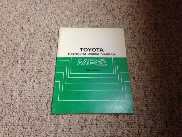 1988 Toyota Mr2 Mr