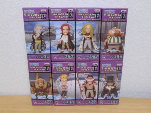 One Piece World Collectable Figure vol.17 WCF Complete New