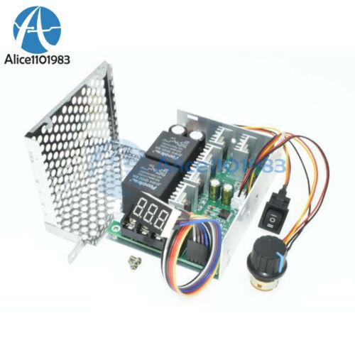 DC10-50V 40A LED Digital Display Adjustable DC Motor Speed Regulator Controller