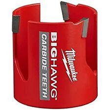 Milwaukee 49 56 9240 3 58 Big Hawg Hole Cutter Carbide