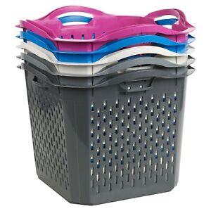 Stack-able-Washing-Clothes-Hamper-Laundry-Basket-Storage-Bathroom-Linen-Bin