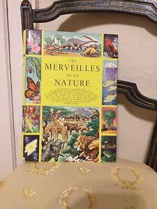 B-M-Parker-Les-Merveilles-De-La-Nature-Ed-Cocorico-1952-TBE