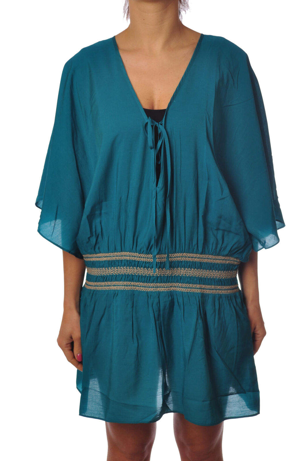 Twin Set - Shirts-Kaftans - Woman - Grün - 5116515G181728