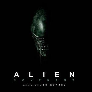 Jed Kurzel 2xLP Alien: Covenant - Europe