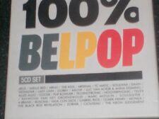 100% BELPOP (5 CD BOX SET) TC Matic, Flip Kowlier, Sioen, Arsenal, Zornik...
