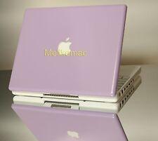 APPLE iBook G4 1.33 GHz LAPTOP COMPUTER WIRELESS CUSTOM PURPLE A1133