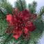 Hollow Glitter Christmas Flower Xmas Tree Wedding Party Home Decor
