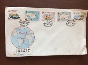 b1v ephemera stamped franked envelope fdc jersey 1978 - Leicester, United Kingdom - b1v ephemera stamped franked envelope fdc jersey 1978 - Leicester, United Kingdom