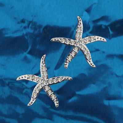 Nuevo atractivo art deco anillo real 925 Sterling plata circonita pedrería cristales