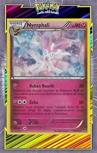 Givrali 19//111 Carte Pokemon Neuve Française XY3:Poings Furieux