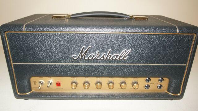 New Marshall SV20H-U MK II Vintage 20-Watt Studio Guitar Amp Amplifier Head - UK