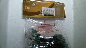 100-Mini-Clear-Lights-Commercial-Grade-XL-8mm-Bulbs