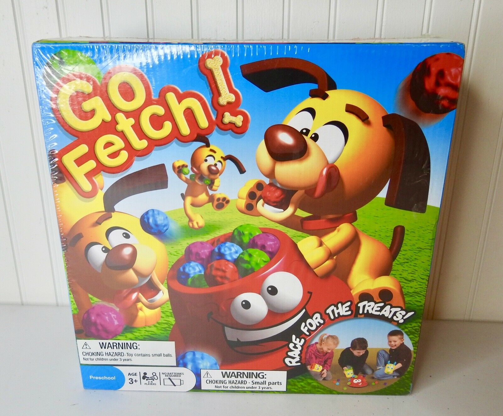 Go Fetch  Game, Esdevium Games, Race For The Treats, Age 3+ Active Game for Kids